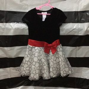 Girls formal size 6 dress